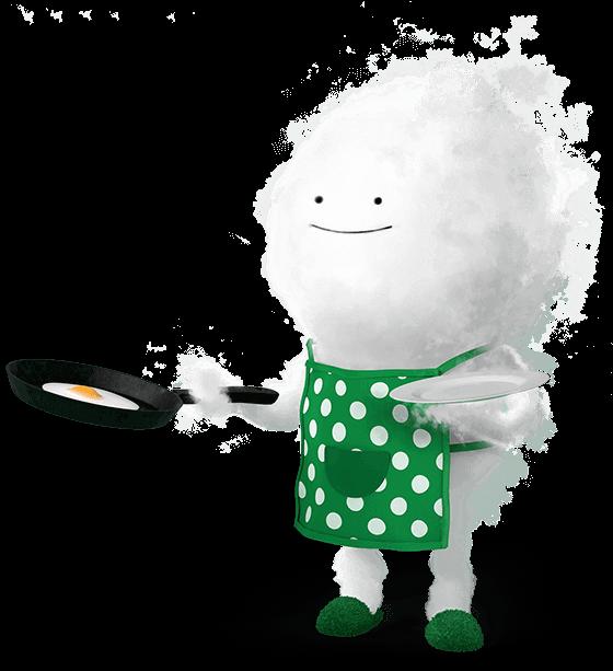 Celebrity Chef Puffagin